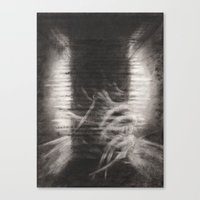 GHOST 15 Canvas Print