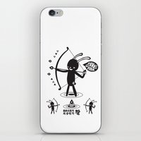 SORRY I MUST LIVE - DUEL… iPhone & iPod Skin