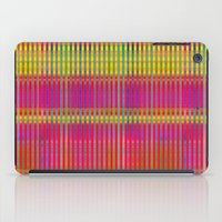 Popsicle Stripes iPad Case