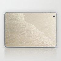 Sparkling Waves Laptop & iPad Skin