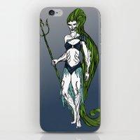 Water Warrior iPhone & iPod Skin