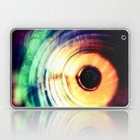 حلقه های رنگا… Laptop & iPad Skin