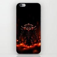 Demon Knight iPhone & iPod Skin