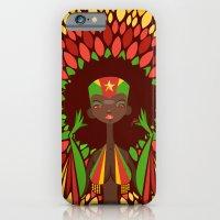 FIFA 2014 Samba Girls Series: Cameroon iPhone 6 Slim Case