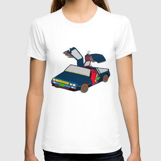 Cool Boys Like Flying Cars T-shirt