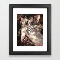 Senses 1 Framed Art Print