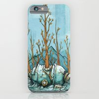 iPhone & iPod Case featuring Nature Wins.01 by Michael Murdock