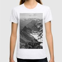 Archangel Valley Womens Fitted Tee Ash Grey SMALL