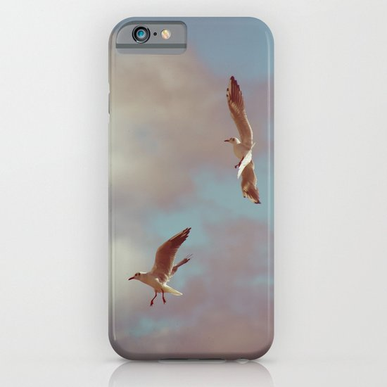 Seagulls iPhone & iPod Case