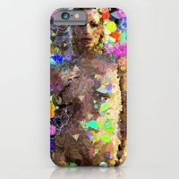iPhone & iPod Case featuring Colorful nude by Floridana Oana