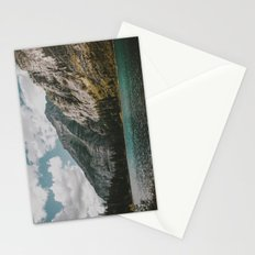Rocky Mountains Stationery Cards