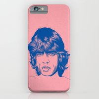 iPhone & iPod Case featuring M. J. 03 by CranioDsgn