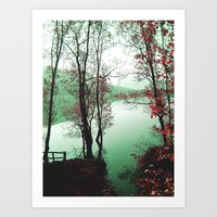 To Another World Art Print