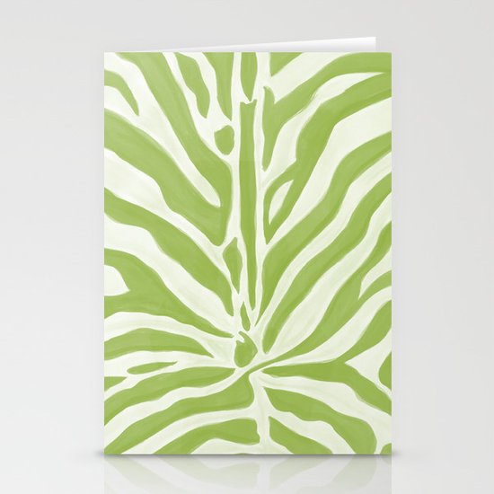 Great Wide Open Stationery Card