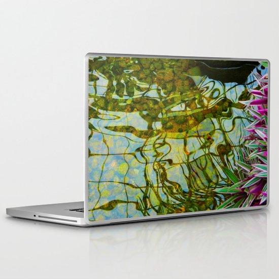 Reflected vision Laptop & iPad Skin