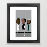 Long Live Asap Tour Framed Art Print