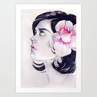 What's A Girl To Do Art Print
