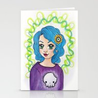 Eye Of The Beholder Stationery Cards