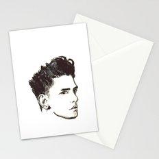 Xavier Dolan - B&W Stationery Cards