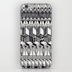 Over the Line iPhone & iPod Skin