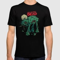 Walker's Dead Mens Fitted Tee Black SMALL