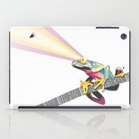 Frog Attack iPad Case