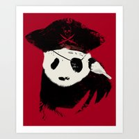 Bio Piracy Art Print