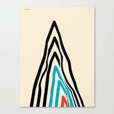 GOODBYE MOUNTAIN 2 — Matthew Korbel-Bowers Canvas Print