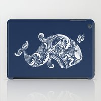 The White Whale  iPad Case