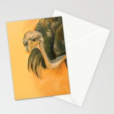 Ostriches Are Not Awkward Stationery Cards