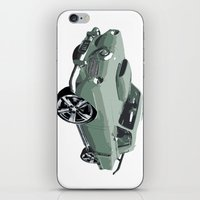 Studebaker In Green iPhone & iPod Skin