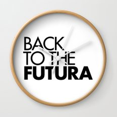 Back to the Futura Wall Clock