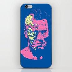 Terminator (neon) iPhone & iPod Skin