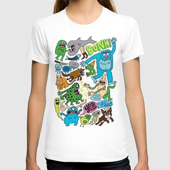 BONK! T-shirt