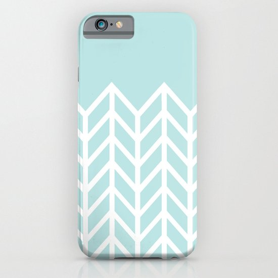 TIFFANY CHEVRON iPhone & iPod Case