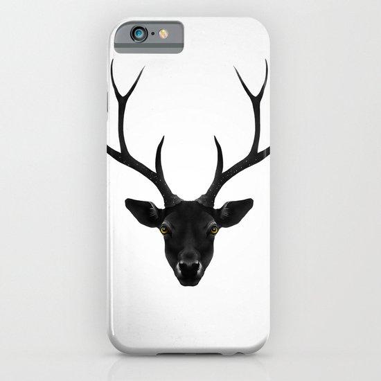 The Black Deer iPhone & iPod Case