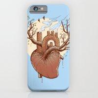 Always in my heart iPhone 6 Slim Case