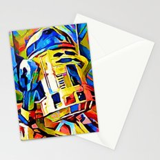 R2D2 Stationery Cards