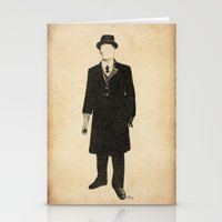 The Old One Percent  Stationery Cards