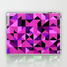 Green Machine / Pattern #8 Laptop & iPad Skin