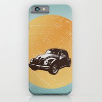 iPhone & iPod Case featuring Beatle by Msimioni