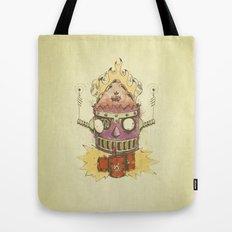 Jellyroll #9: Caos Tote Bag