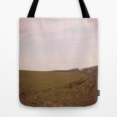 Long Field Tote Bag