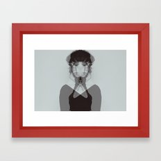 Solemn Framed Art Print