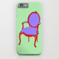 iPhone & iPod Case featuring Rococo III by Libby Brown