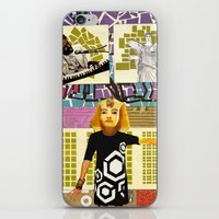 Muses of the Subconscious iPhone & iPod Skin
