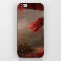 Smaug 2 iPhone & iPod Skin