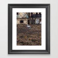 The Silver Hobby Horse 5 Framed Art Print