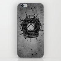 Dive Bomb. iPhone & iPod Skin