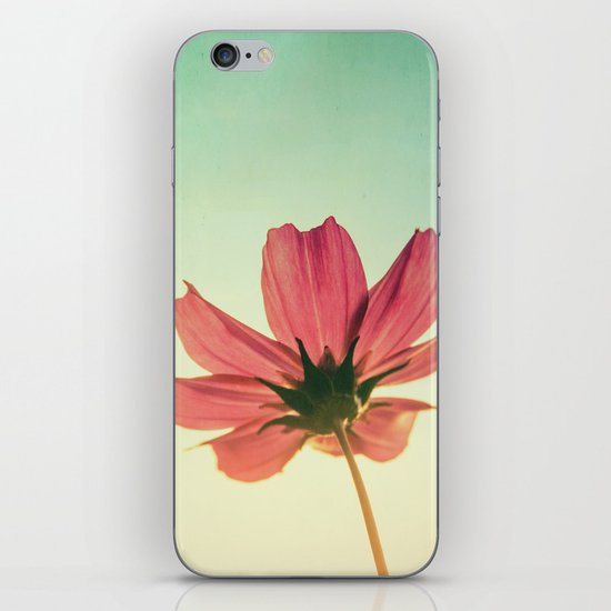 Vintage Airy Cosmos iPhone & iPod Skin